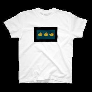 higuのあひるくん T-shirts