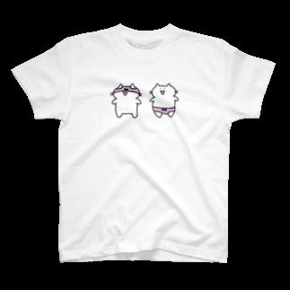 NNのおパンツ猫 T-shirts