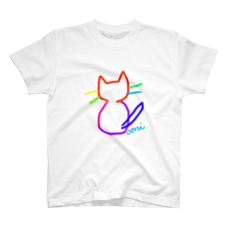 なないろ nya! T-shirts
