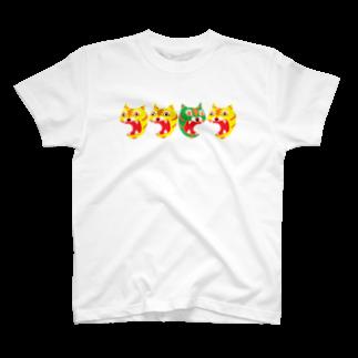 126.comの列とら T-shirts
