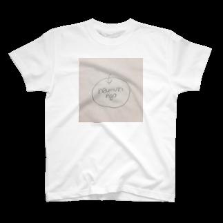 namuriのnamuri T-shirts