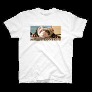 あゆさんの黄昏ウニさん T-shirts