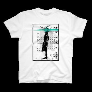 SHIDEN for SUZURIの C:0* T-shirts
