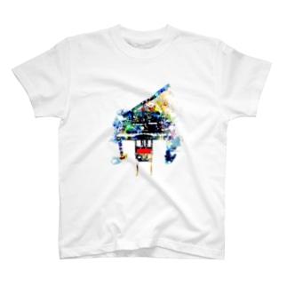 音色の花 T-shirts