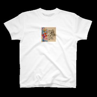 輝南の中森明菜ちゃん  T-shirts