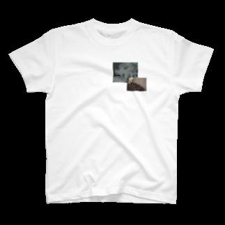 遊の憂鬱と花束 T-shirts