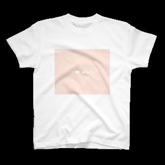 苺もんのオカメちゃん発生 T-shirts