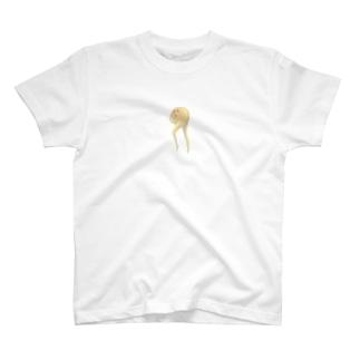 二足歩行ギョロ目(リアル) T-Shirt