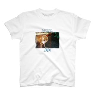 ハナパパ T-shirts