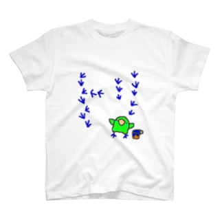 ペタペタインコ T-shirts