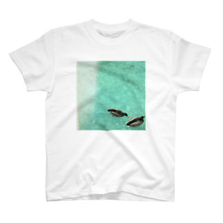小豹🐆の水鳥の夢うつつ⑵ T-shirts