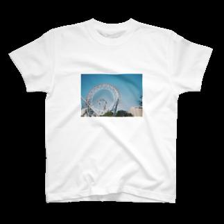ナルミの観覧車 T-shirts