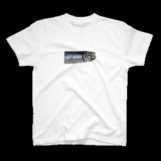 Halseのイワシ T-shirts