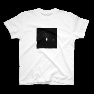 Shogo Hirokiのミラーボール T-shirts