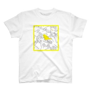 手のりインコのモテ期 T-shirts