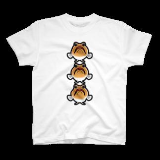hiromu.のドット・ジョー(3連ver.) T-shirts