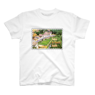 FUCHSGOLDのスペイン:セゴビア郊外の村★白地の製品だけご利用ください!! Spain: village in Segovia★Recommend for white base products only !! T-shirts