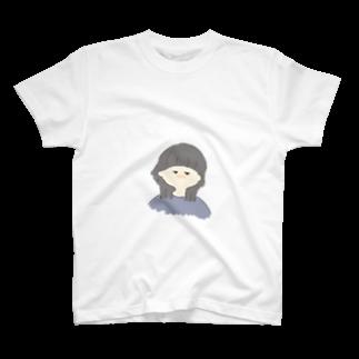 suzuのウルフ女子 T-shirts
