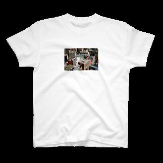 Shogo Hirokiのurban T-shirts