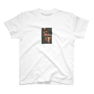 Shogo Hirokiのbar T-shirts