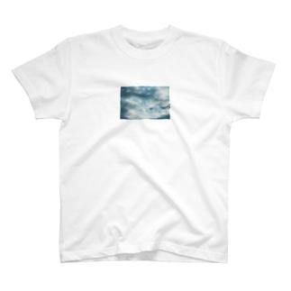 Shogo Hirokiの空 T-shirts