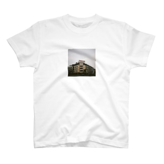 Shogo Hirokiのhotel T-shirts