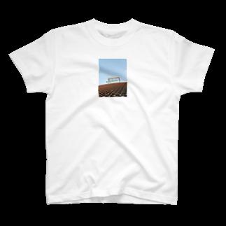 Shogo Hirokiのrooftop T-shirts