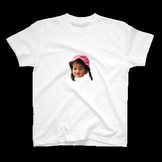 archa_mdmのキラキラ〜 T-shirts