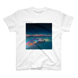 SEKIGUCHIのderorian T-shirts