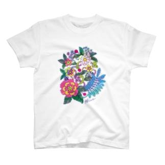 初めての感動 T-shirts