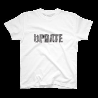 owlbeak5678のUPDATE T-shirts