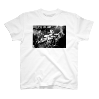USELESS_HOLiDAYのライブフォト T-shirts