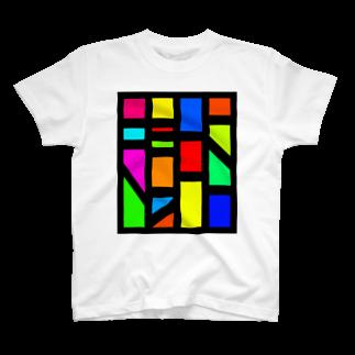 しのちゃん屋さんのちゅうしょうてき T-shirts