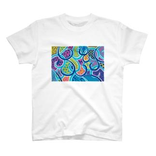 No.7 T-shirts