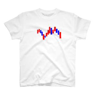 Eatn-kkのup&down T-shirts