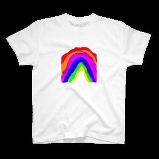 ミデリスのにじ(長男) T-shirts