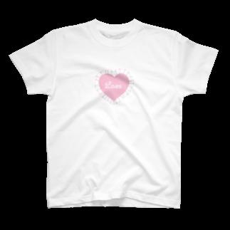 mero46のハート T-shirts