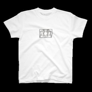 Sugishita moanaの日本女子2 T-shirts