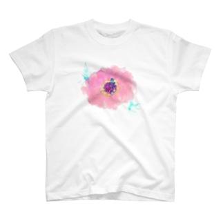 百日草 T-shirts