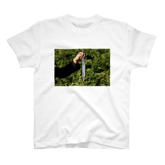 持ってきたサンマ T-shirts