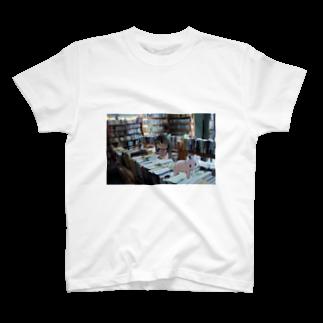 抹茶オレのとしょしつ T-shirts