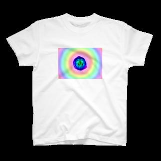 chang-pongのハムタス T-shirts