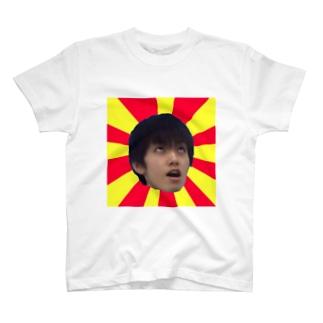 国旗にされた人 T-shirts
