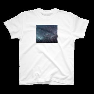 thukuneの花ト散ル T-shirts