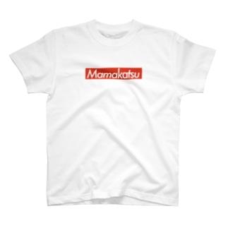 ママ活Tシャツ T-shirts