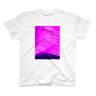 あおやぎのAlone T-shirts