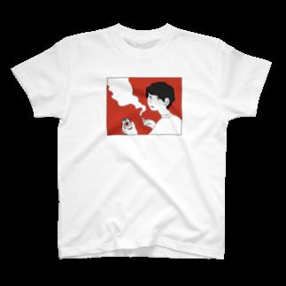 そんなことよりのヤニカスパイセン T-shirts