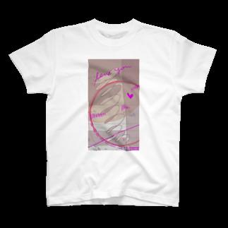 ぬっのらぶゆー T-shirts
