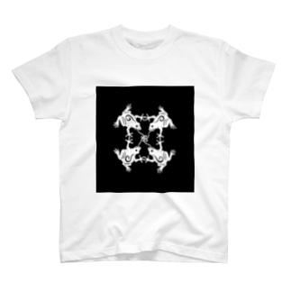 カエルノウタ T-shirts