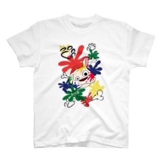 クラッシュ ドック T-shirts